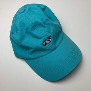 Vineyard Vines Blue Logo Hat